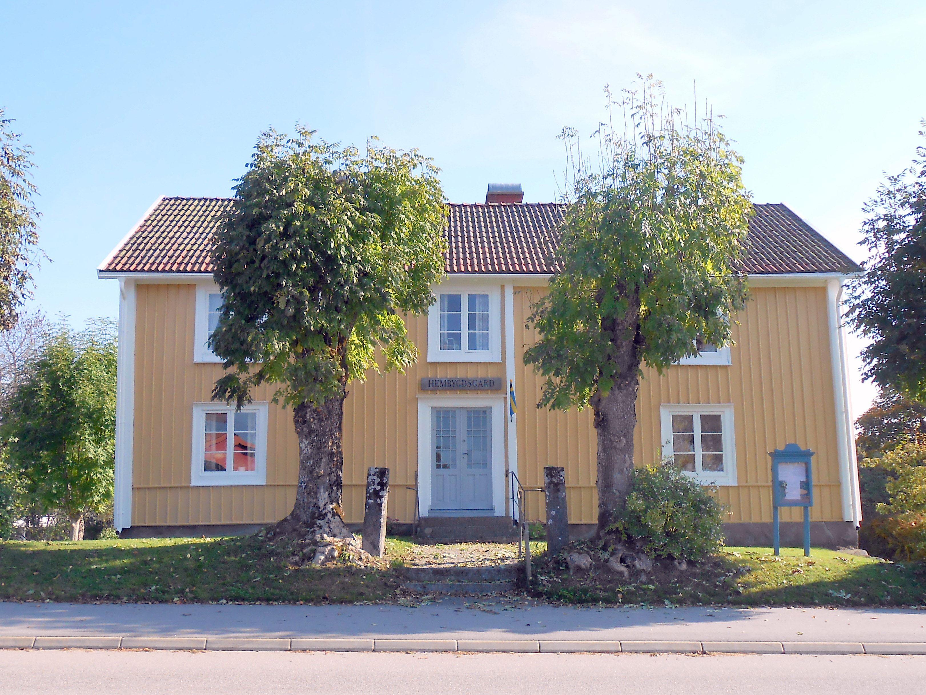 Maria Soneson,  © Maria Soneson, Tingsås Hembygdsgård