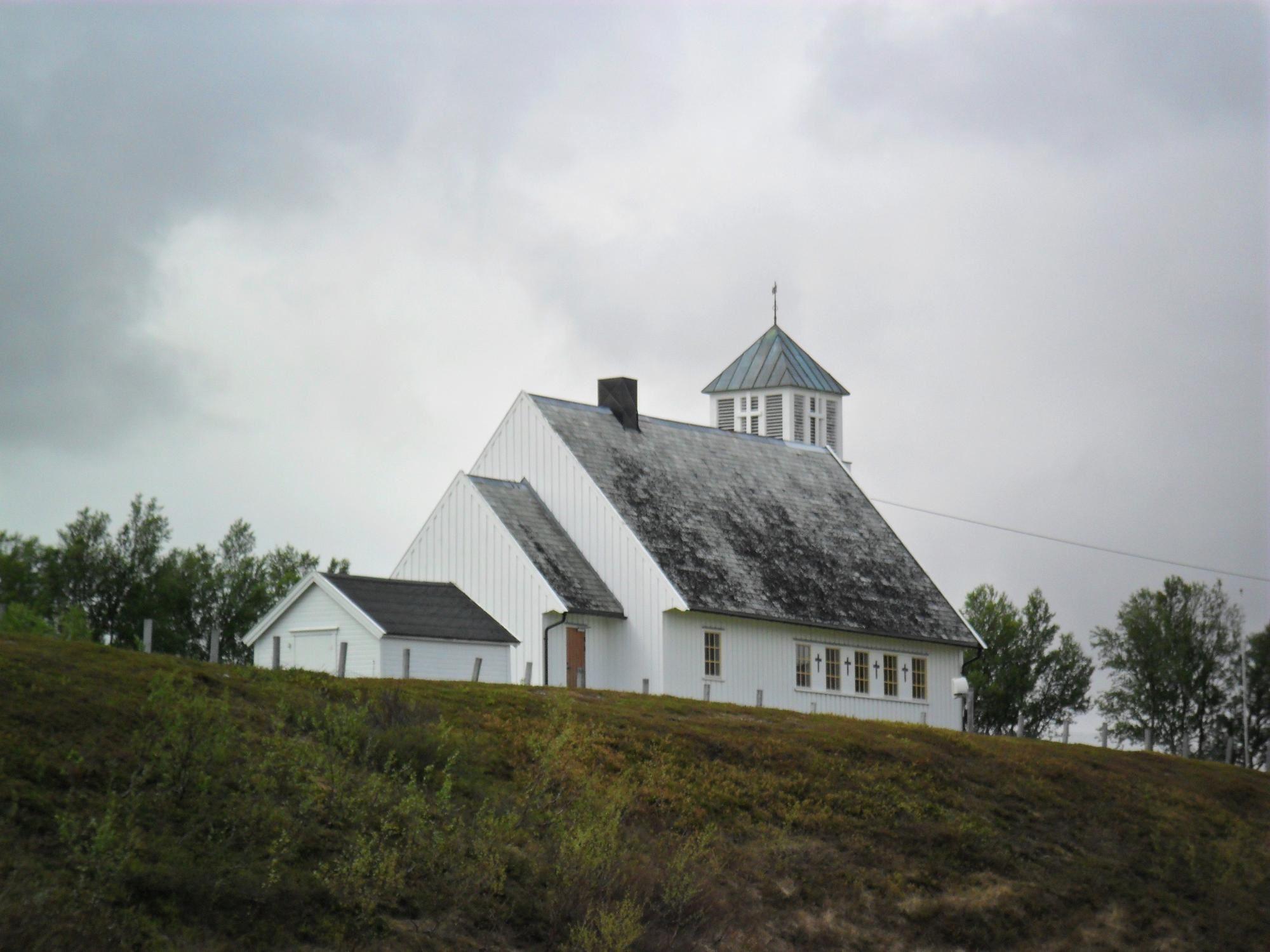 Kokelv chapel