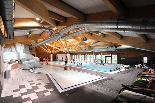Sport and Wellness Centre in La Croisette or Aquafun and Wellness Centre in Les Bruyères - Les Menuires