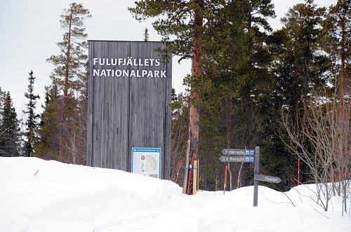 Fulufjällets Nationalpark