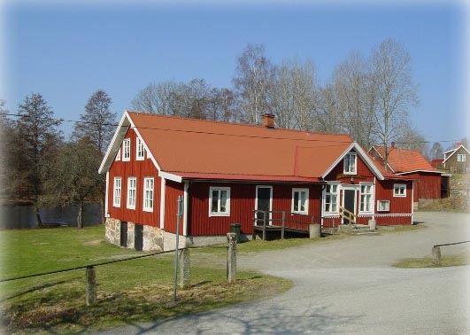 Höstmarknad i Nötabråne f d skola