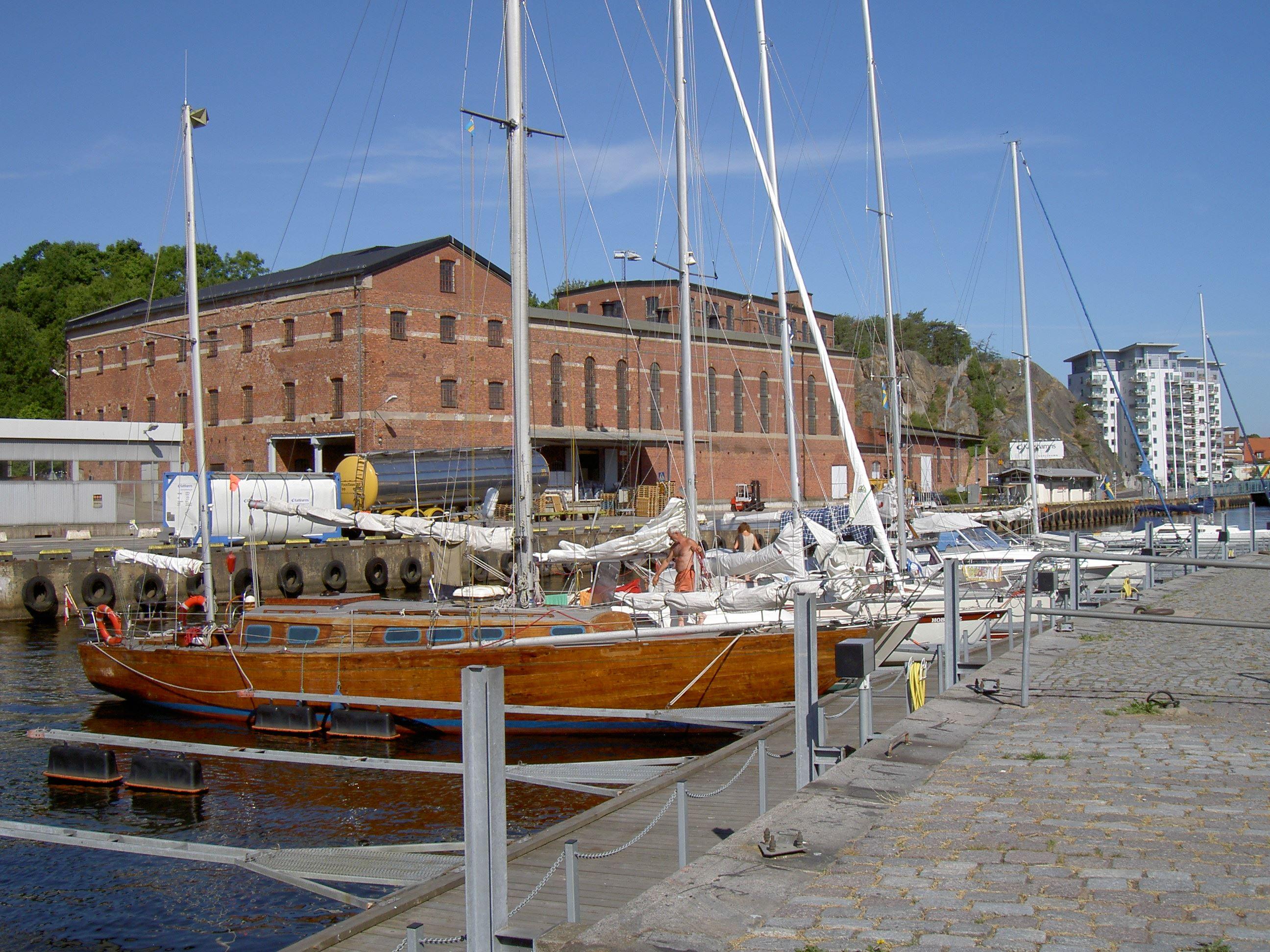 Guest harbour Karlshamn