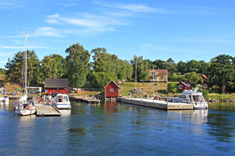 Guest harbour Tärnö
