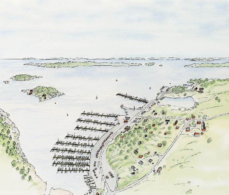 Gästhamn - Matvik