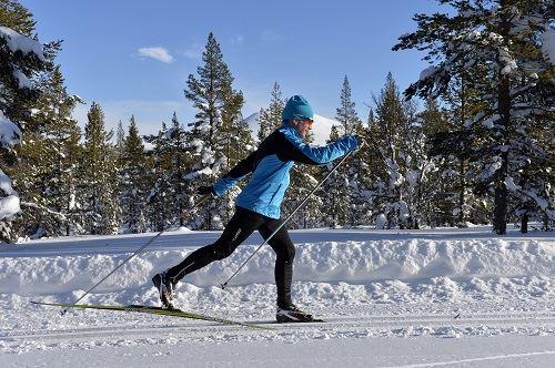Nisse Schmidt, Cross country ski school