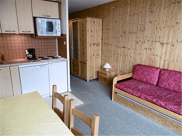LES 3 VALLEES 424 / 1 room 2 people