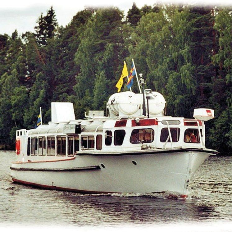 Rimforsa Skärgårdsrederi - M/S Birgit Sparre