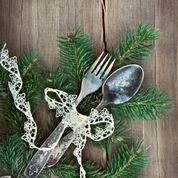 Königliches Weihnachtsbuffet