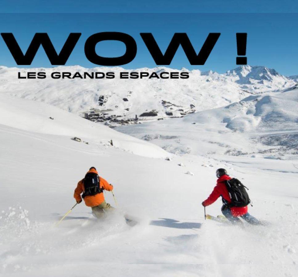 Faites durer les plaisirs en skiant le samedi (-50% sur le forfait Les Menuires et -20% sur le forfait 3 Vallées, tarif unique)