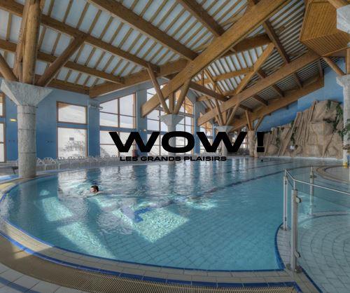 Prolongez les plaisirs le samedi en profitant du Centre Sportif et du Centre Aqualudique