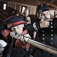 Experience the war of 1864