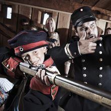 Erleben Sie den Krieg 1864