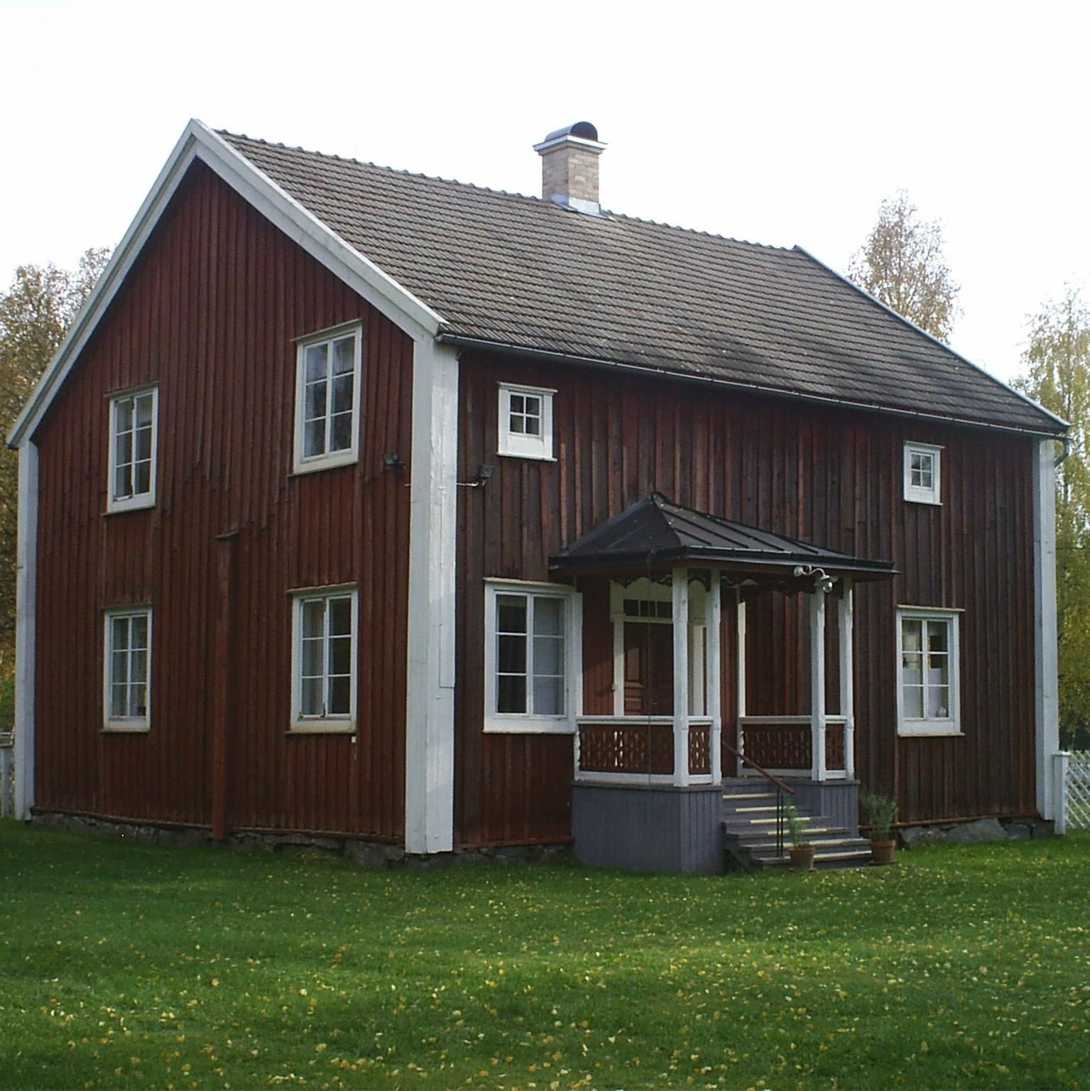 Foto:  P-O Sjödin, Ångermanlandsgården i Para