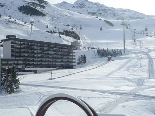 4 Pers Studio ski-in ski-out / ARAVIS 205