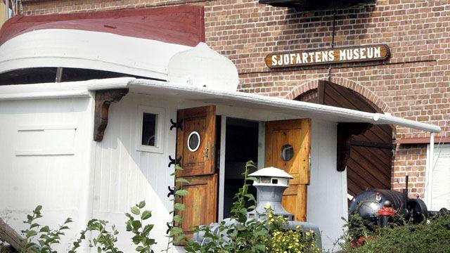 Sjöfartens Museum