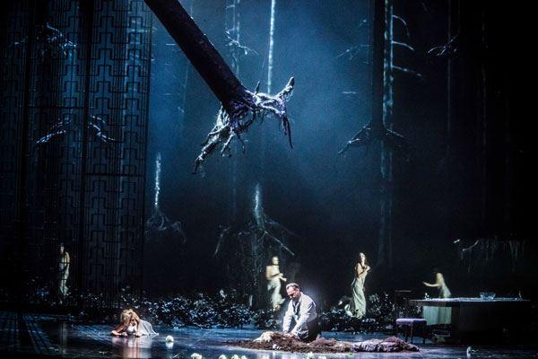 Digitalsänd opera – Iolanta och Riddar Blåskäggs borg