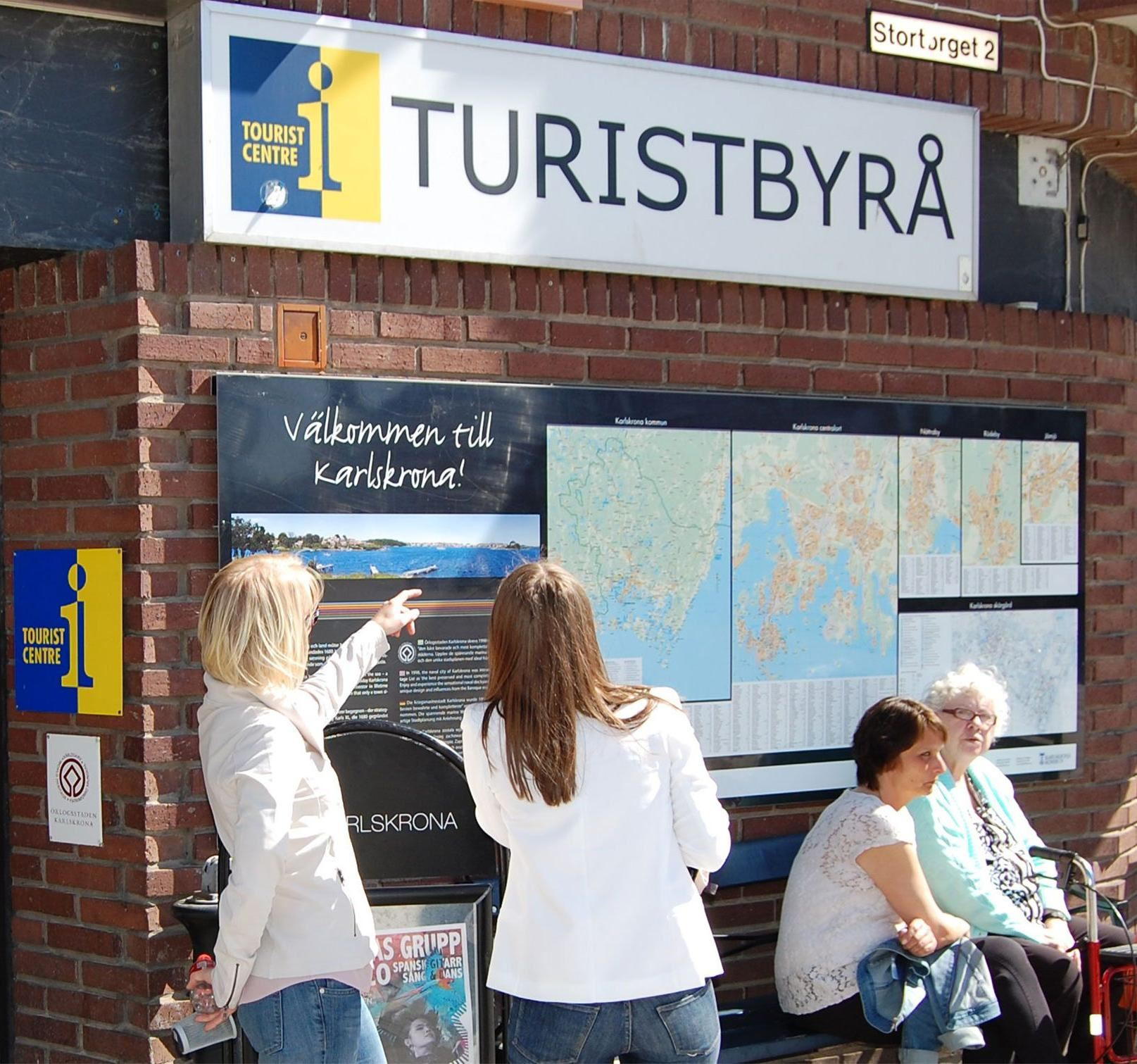 Karlskrona Touristenbüro