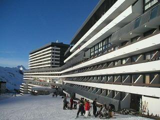3 Rooms 8 Pers ski-in ski-out / NANT BENOIT 418