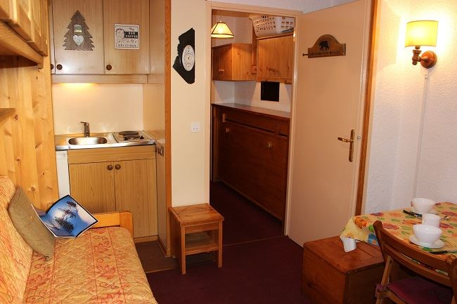 HAUTS DE VANOISE 318 / 1 room 2 people