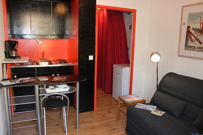 HAUTS DE VANOISE 509 / 1 room 2 people