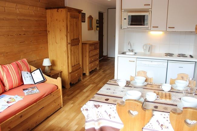 REINE BLANCHE 80 / 2 rooms 4 people