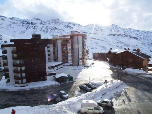 SERAC H6 / STUDIO 3 PERSONS - 2 BRONZE SNOWFLAKES - VTI