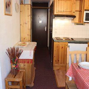 VANOISE 377 / 1 room 4 people