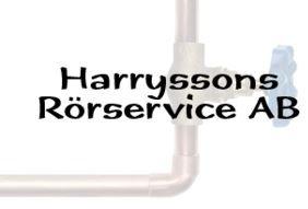Harryssons Rörservice, Harryssons rörservice