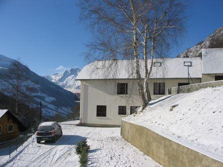 GTB14 - Charmant appartement dans maison à Barèges