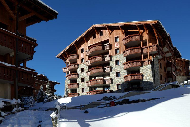 3 Room 6 Pers ski-in ski-out / ALPAGES DE REBERTY 21