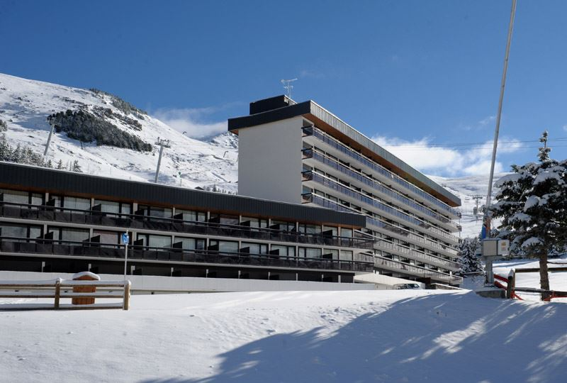 2 Rooms 6 Pers ski-in ski-out / ARAVIS 717