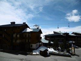 HAUTS DE LA VANOISE 202 / STUDIO 2 PEOPLE COMFORT - 1 BRONZE SNOWFLAKE -CI