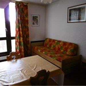 LES HAUTS DE LA VANOISE 110 / 1 room 2 people