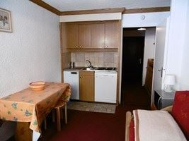 LES HAUTS DE LA VANOISE 117 / 1 room 2 people