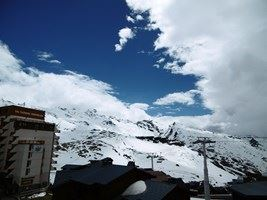 HAUTS DE LA VANOISE 503 / STUDIO 2 PEOPLE - 1 BRONZE SNOWFLAKE - CI
