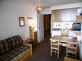 LES HAUTS DE LA VANOISE 507 / 1 room 2 people