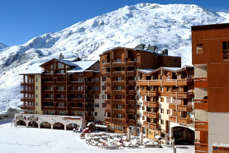 2 Rooms 6 Pers ski-in ski-out / BELLEVUE 46