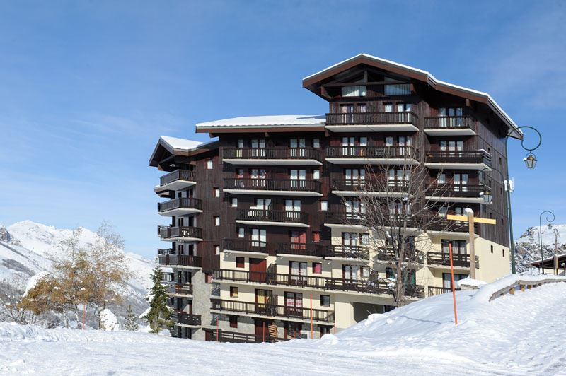 2 Rooms 4 Pers ski-in ski-out / BALCONS D'OLYMPIE 324