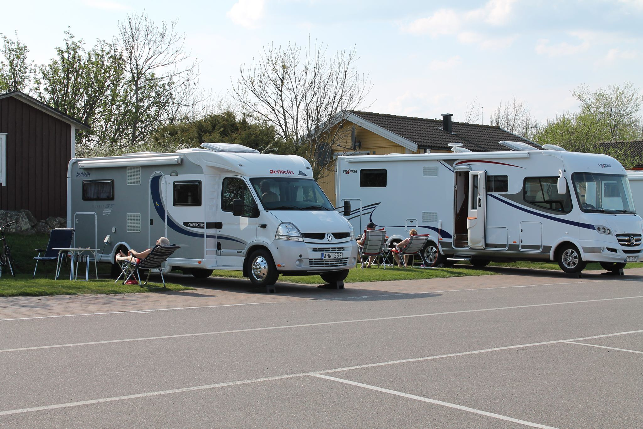 Getterön Camping/Stugor