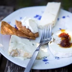 Hvens Goat Cheese