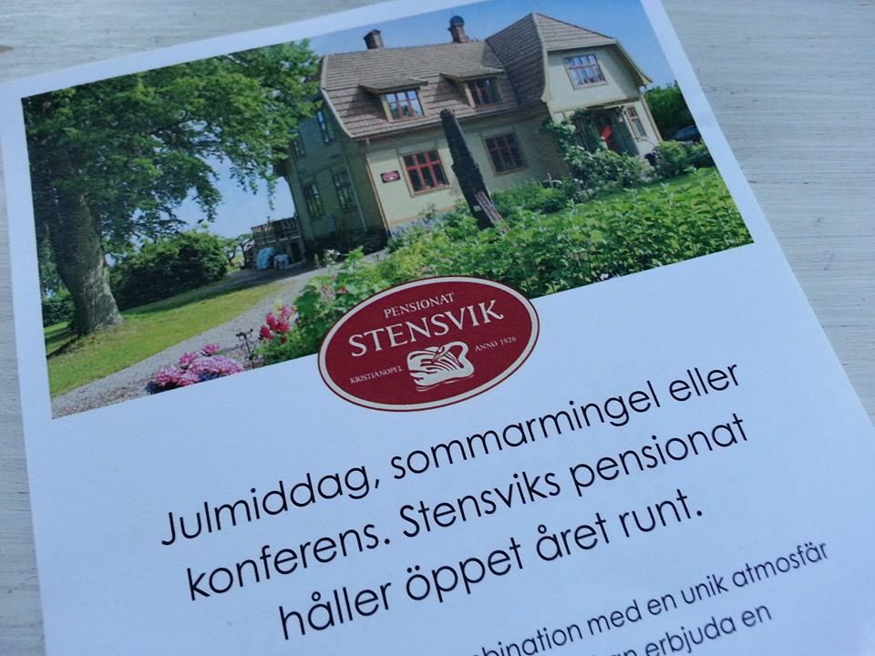 Konferens - Pensionat Stensvik