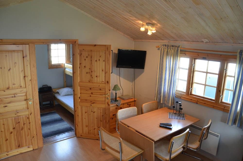 Tobisviks Camping/Ferienhäuser