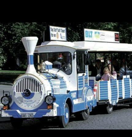 Minizug - Minitåg - Centrumtåget