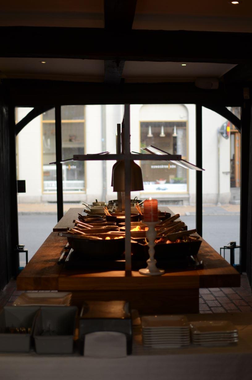 Steakhouse no 9 at Garvaregården