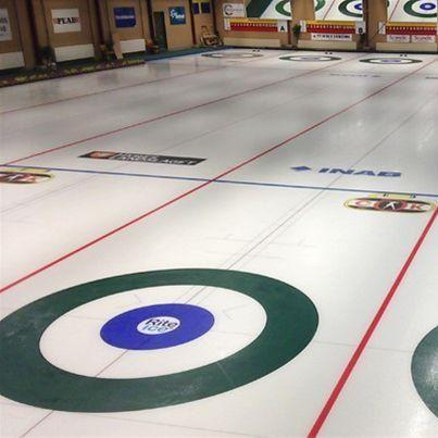 Curling i Östersund