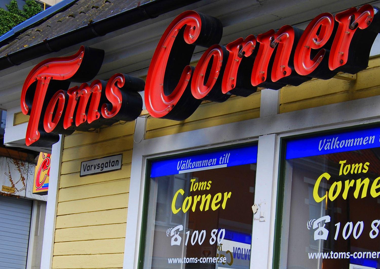 Toms Corner