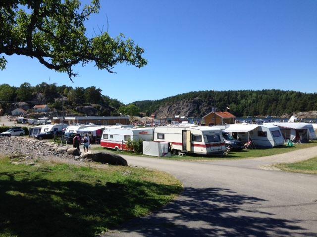 Lagunen Camping & Stugor / Ferienhäuser