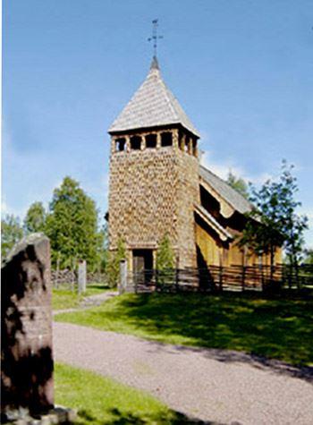 Särna Gammelkyrka