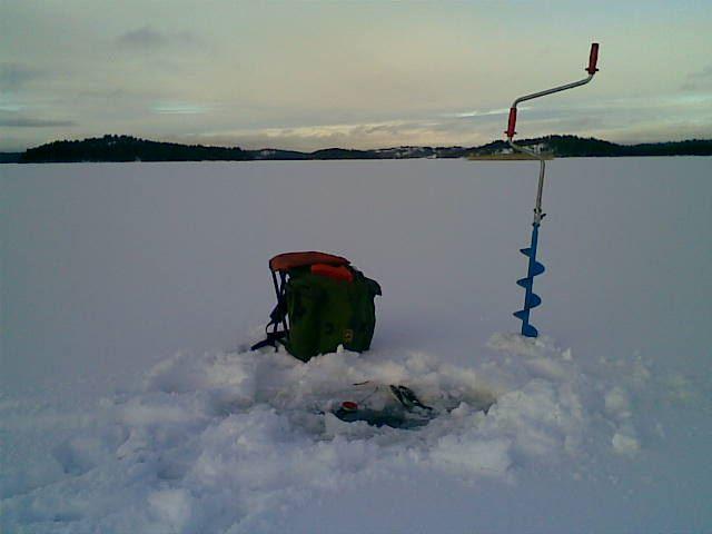 © SV, Östebosjön (Nedre Upperudsälvens FVO)