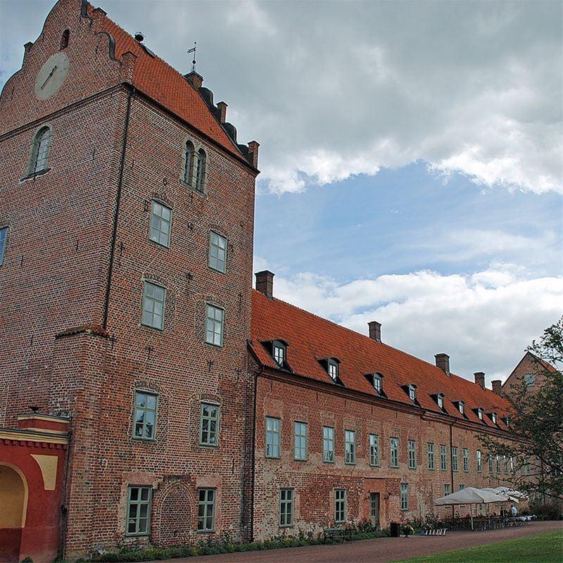 Bäckaskog slott och slottspark